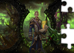 Gra, World of Warcraft: Legion, Anduin Wrynn