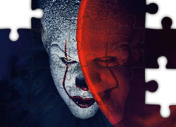 Horror, Film, It, To, Klaun, Pennywise