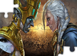 Gra, World of Warcraft Battle for Azeroth, Postacie, Księżniczka Talanji, Jaina Proudmoore