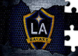 Logo, Klub piłkarski, Los Angeles Galaxy
