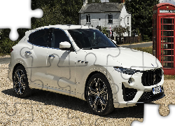 Maserati Levante GranSport, 2018