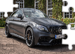 Mercedes-AMG C63, Coupe