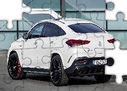 Mercedes-AMG GLE 63 S, Coupe