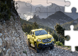 Mercedes-Benz X-Class Pick Up, 2017