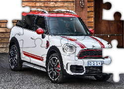 Mini Countryman, Przód