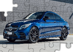 Mercedes-AMG C43, Coupe