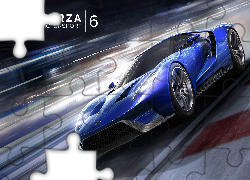 Ford GT,  Forza Motorsport 6: Apex