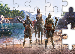 Gra, Assassins Creed Odyssey, Postacie
