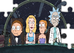 Serial animowany, Rick and Morty, Rick i Morty