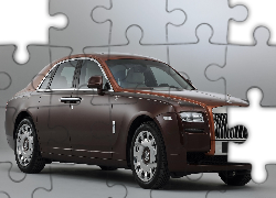 Rolls-Royce Ghost, 2013