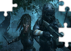 Gra, Shadow of the Tomb Raider, Lara Croft, Żołnierz