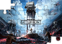 Gea, Star Wars Battlefront