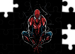 Grafika, Spiderman