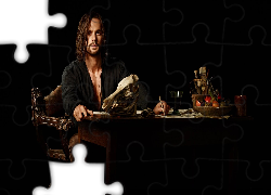 Serial, Demony Da Vinci, Leonardo da Vinci, Aktor, Tom Riley