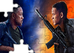 Film, Gemini Man, Bliźniak, Aktor, Will Smith