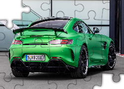 Mercedes AMG GT R, Coupe